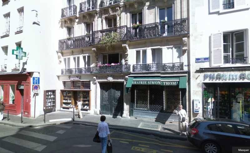 Location locaux commerciaux paris 75006 89m2 for Locaux commerciaux atypiques paris