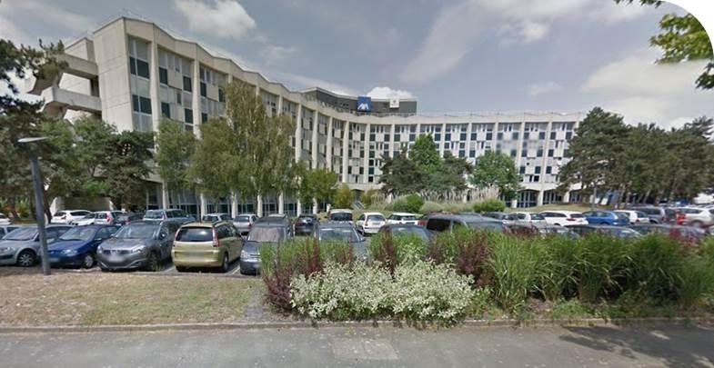 À LOUER Bureaux - 103 m² - Parc d'Orgemont - Angers (49)