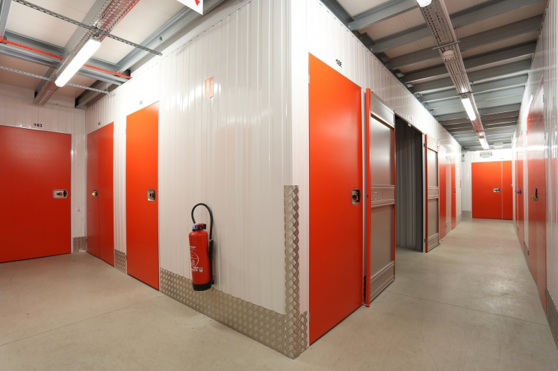 Location souple de box de stockage de 5 à 50 m²