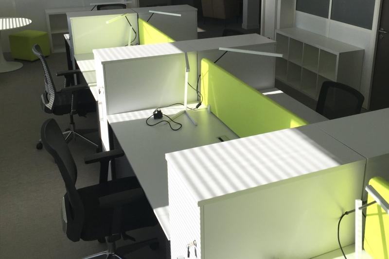 Louez un poste de travail en open space ou un bureau privatif