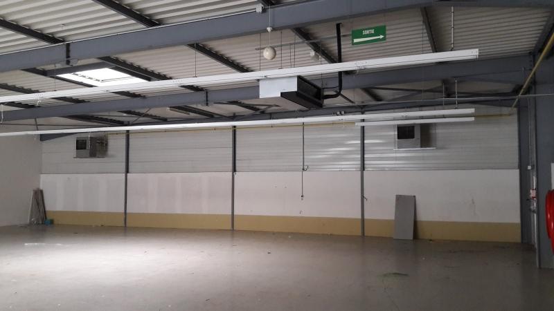 Local commercial - 600m² - ZAC Hericourt