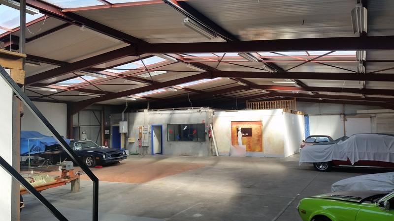Local d'activités ou commerces - superficie 900m² - Hericourt