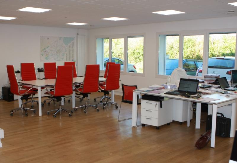 Surface de bureaux dans immeuble BeePos