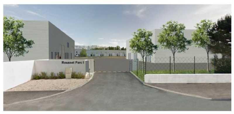 Location Entrepôt Rousset 13790 - Photo 1