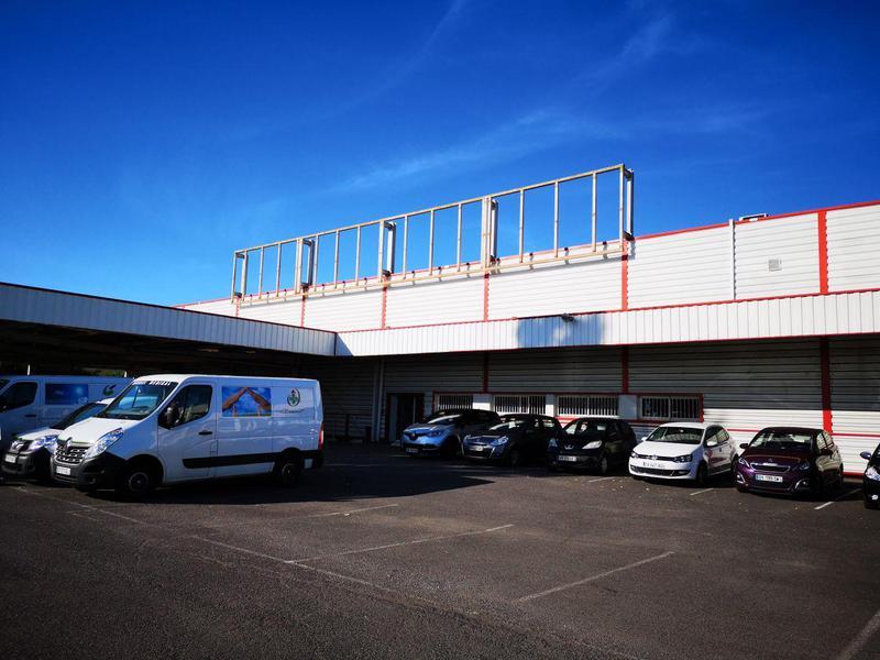 Location Locaux d'activités METZ 57050 - Photo 1