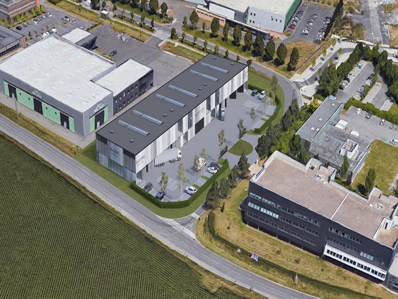 Location Locaux d'activités LOOS 59120 - Photo 1