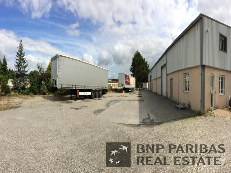 Location Entrepôt GRENAY 38540 - Photo 1