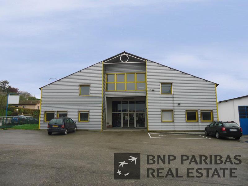Location Locaux d'activités BALAN 01360 - Photo 1