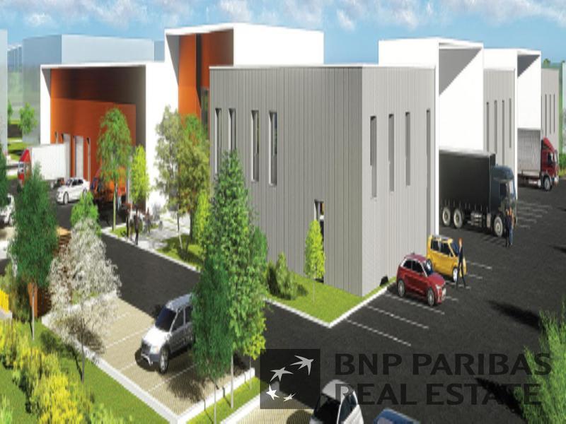 Location Locaux d'activités MONTLUEL 01120 - Photo 1