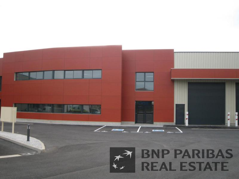 Location Entrepôt FLEVILLE DEVANT NANCY 54710 - Photo 1