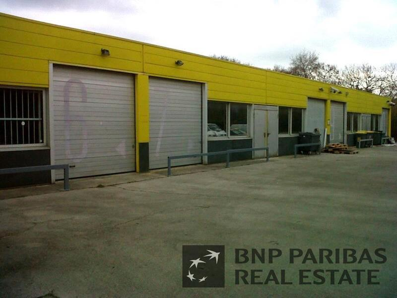 Location Locaux d'activités PRADES LE LEZ 34730 - Photo 1