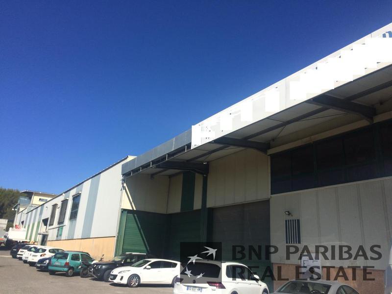 Location Entrepôt CABRIES 13480 - Photo 1