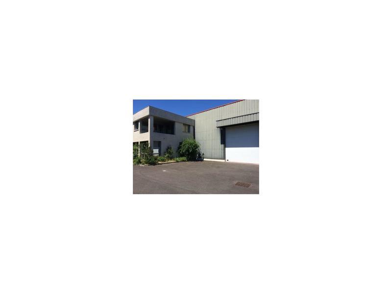 Location Locaux d'activités ANNECY (MEYTHET) 74960 - Photo 1