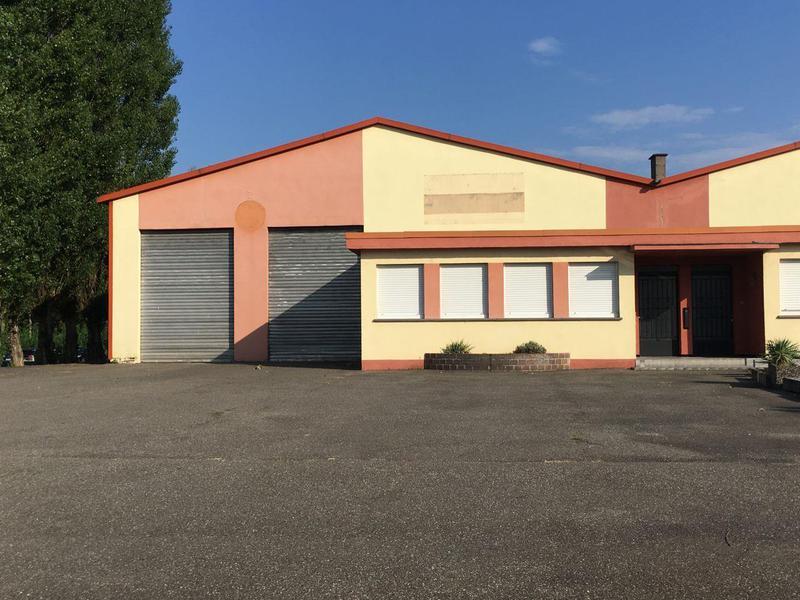 Location Locaux d'activités BISCHHEIM 67800 - Photo 1