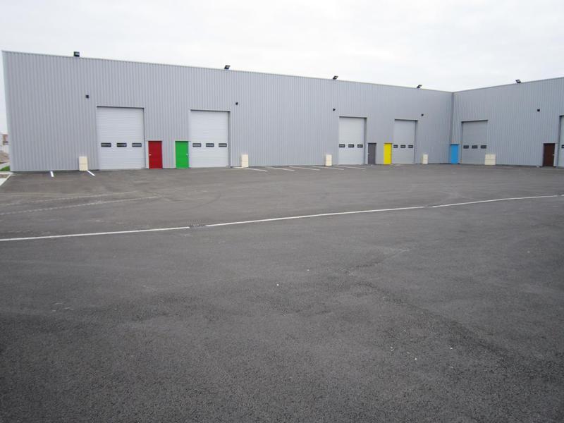 Location Locaux d'activités STRASBOURG 67100 - Photo 1