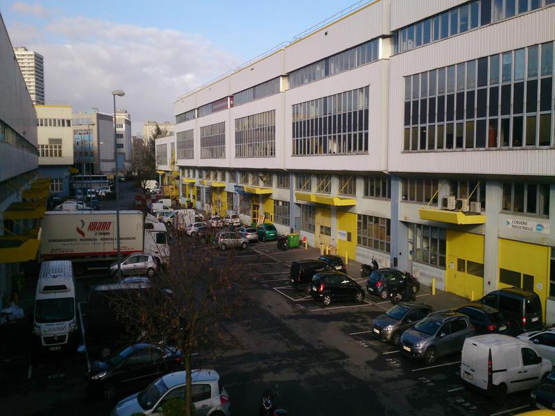 Location Locaux d'activités PARIS 75018 - Photo 1