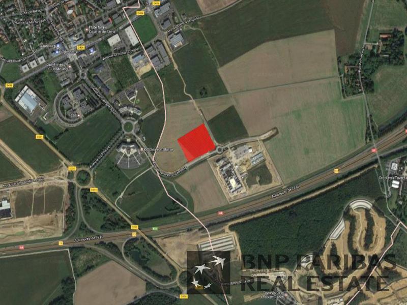 Location Entrepôt BAILLY ROMAINVILLIERS 77700 - Photo 1