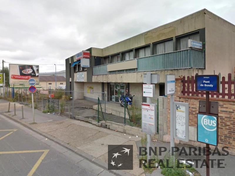 Vente Entrepôt BOBIGNY 93000 - Photo 1