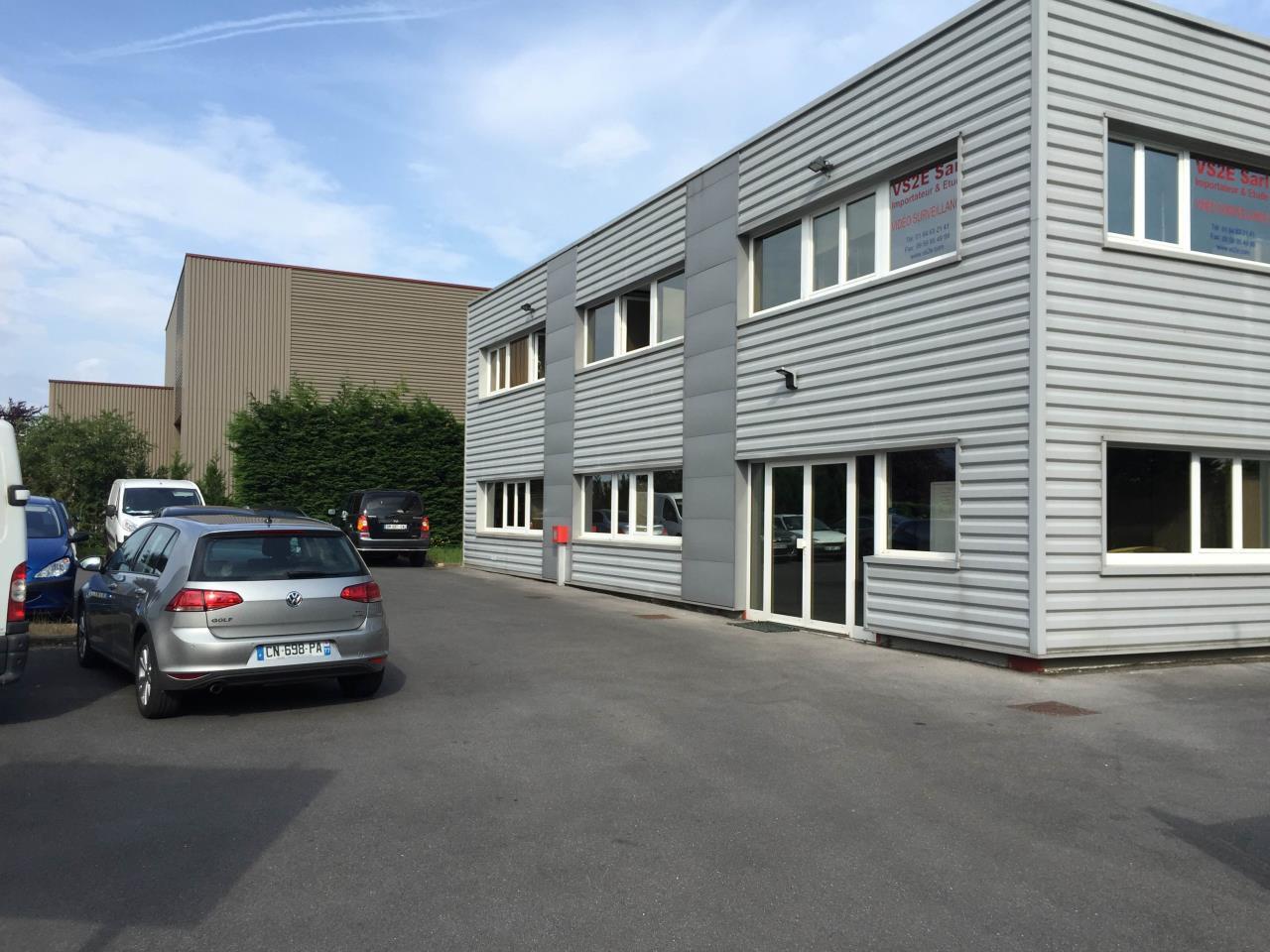 Vente Locaux d'activités BAILLY ROMAINVILLIERS 77700 - Photo 1