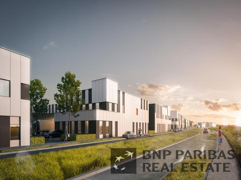 Location Entrepôt TREMBLAY EN FRANCE 93290 - Photo 1