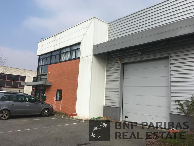 Location Entrepôt HERBLAY 95220 - Photo 1