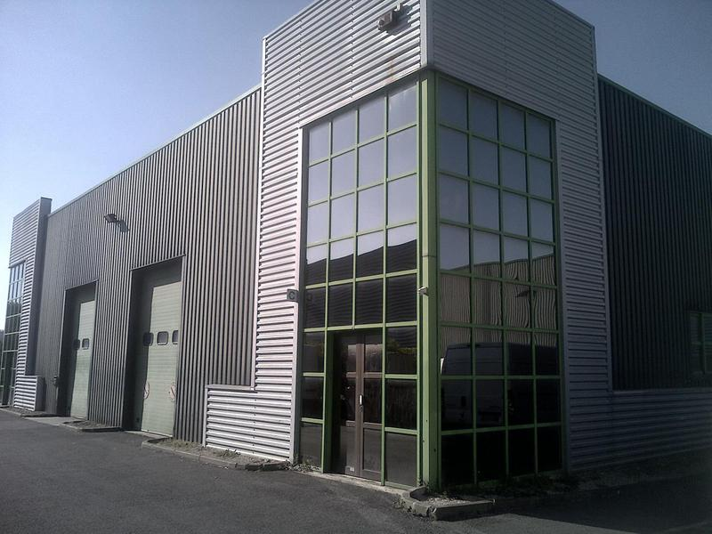 Location Locaux d'activités CLAYE SOUILLY 77410 - Photo 1