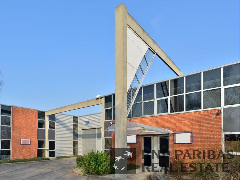Location Locaux d'activités SAINT THIBAULT DES VIGNES 77400 - Photo 1