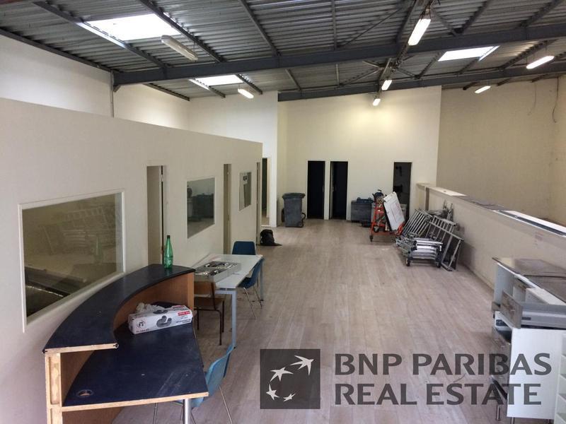Location Locaux d'activités AUBERVILLIERS 93300 - Photo 1