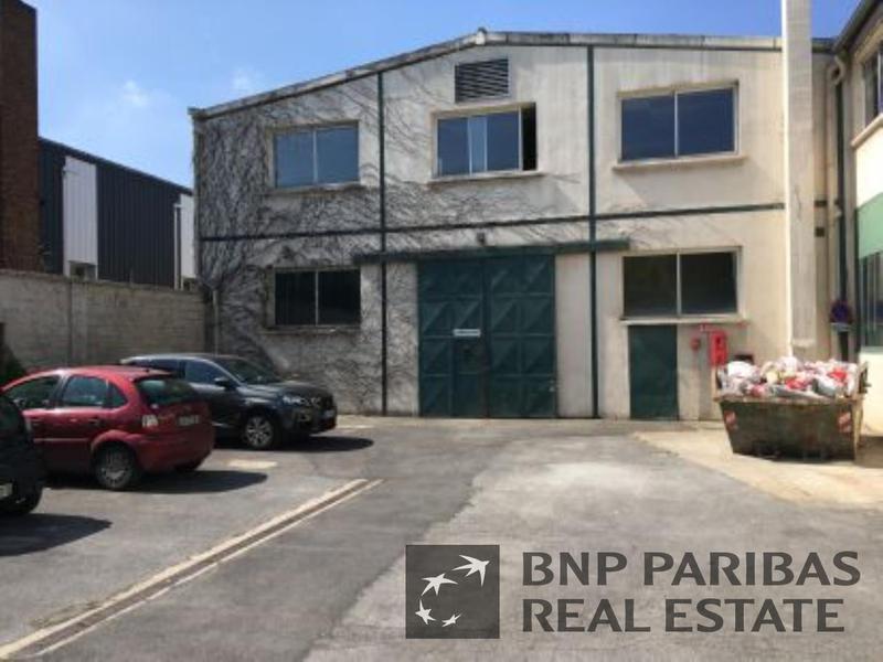 Location Locaux d'activités PANTIN 93500 - Photo 1