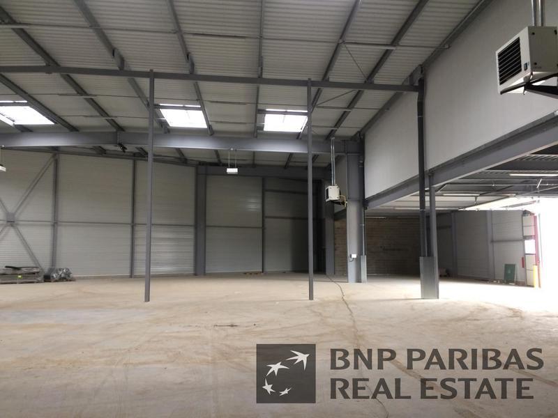 Location Locaux d'activités CORMEILLES EN PARISIS 95240 - Photo 1