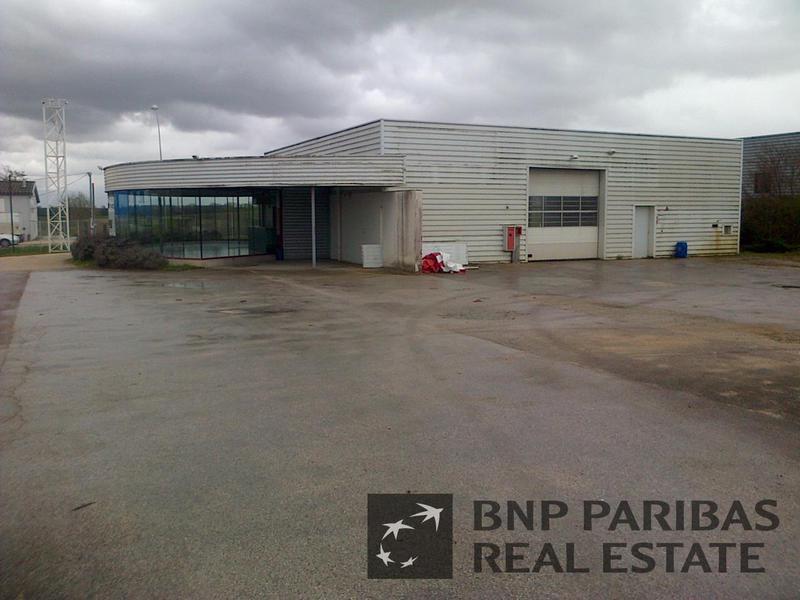 Vente Entrepôt CRISSEY 71530 - Photo 1