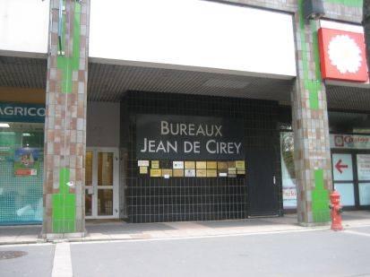 Bureaux DIJON 21000