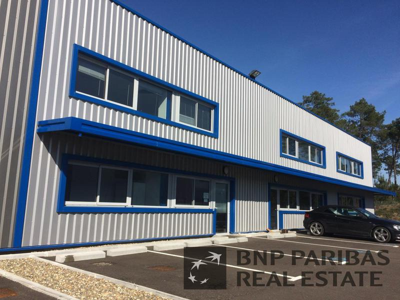 Location Locaux d'activités SAINT JEAN D ILLAC 33127 - Photo 1