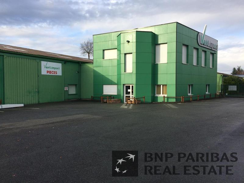 Location Locaux d'activités BETTON 35830 - Photo 1