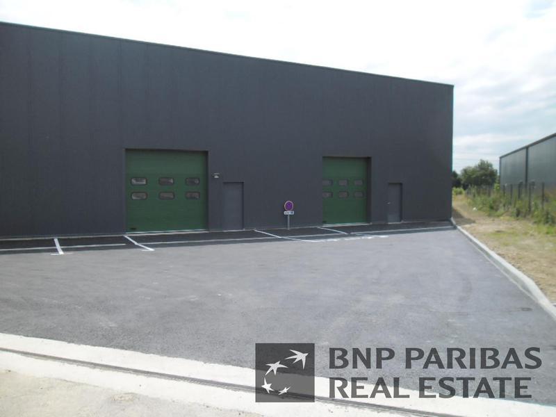 Vente Entrepôt NOYAL CHATILLON SUR SEICHE 35230 - Photo 1