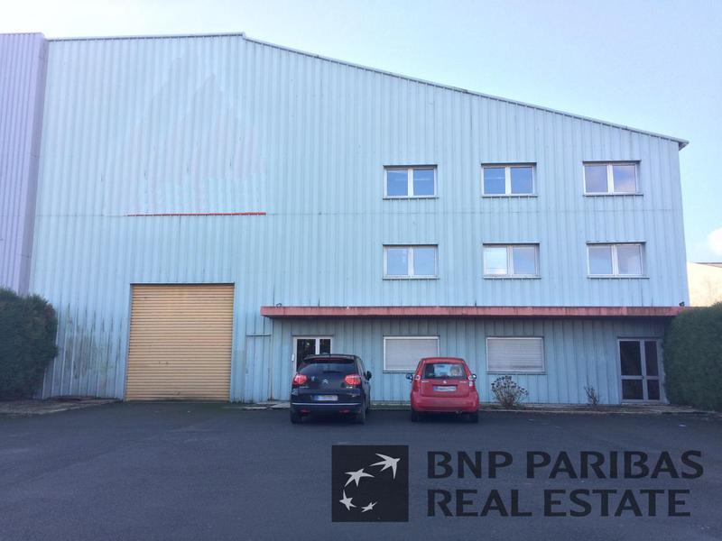 Location Locaux d'activités SAINT GREGOIRE 35760 - Photo 1