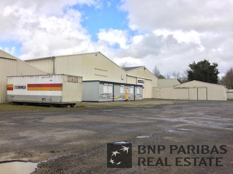 Location Locaux d'activités LA MEZIERE 35520 - Photo 1