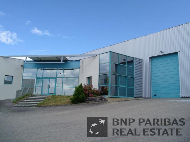 Location Locaux d'activités LE RHEU 35650 - Photo 1