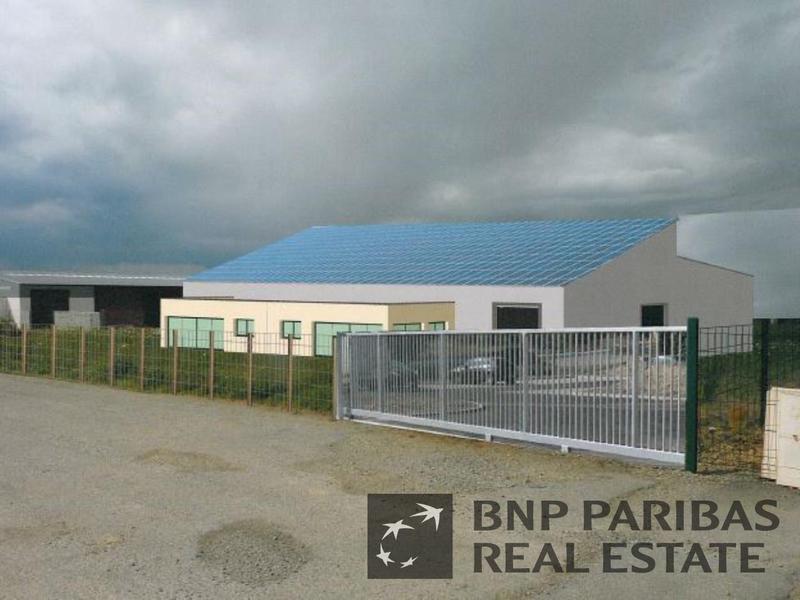 Location Locaux d'activités CORPS NUDS 35150 - Photo 1