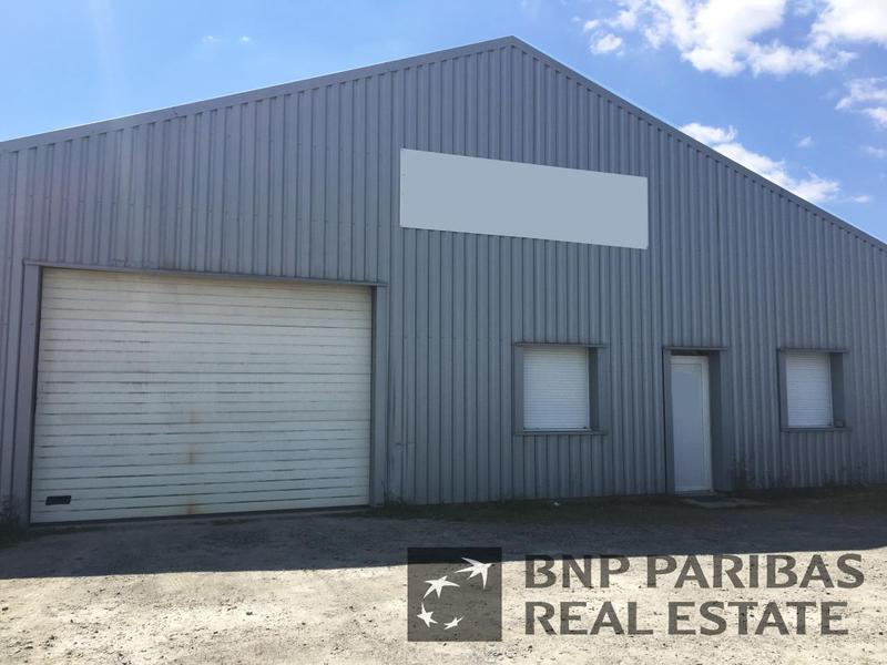 Location Locaux d'activités LAILLE 35890 - Photo 1