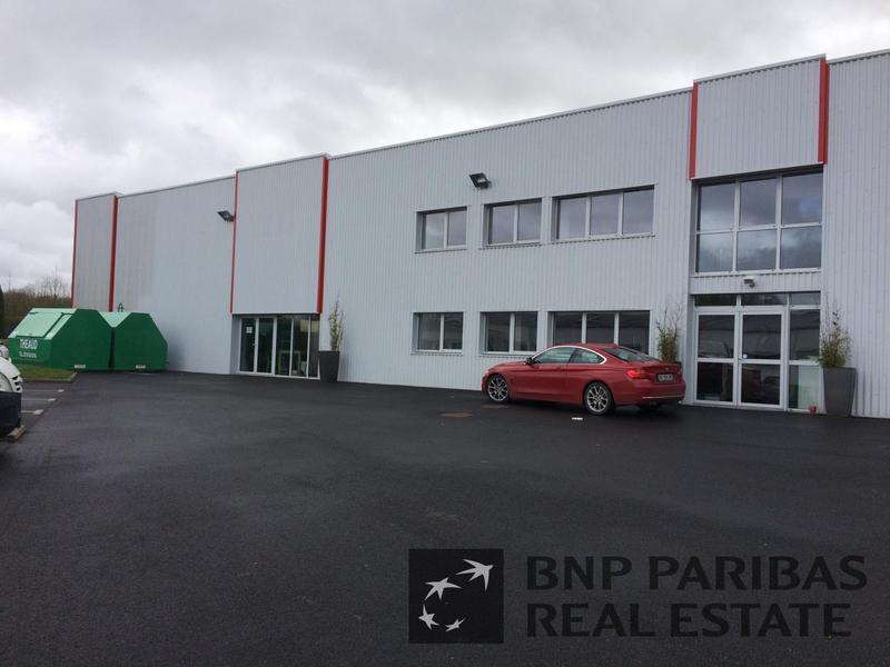 Location Locaux d'activités PACE 35740 - Photo 1