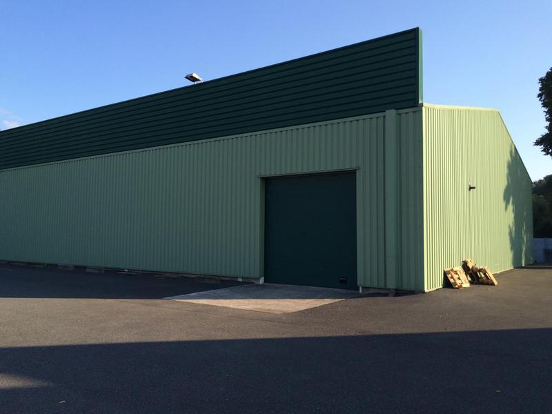 Vente Entrepôt CROIX MARE 76190 - Photo 1