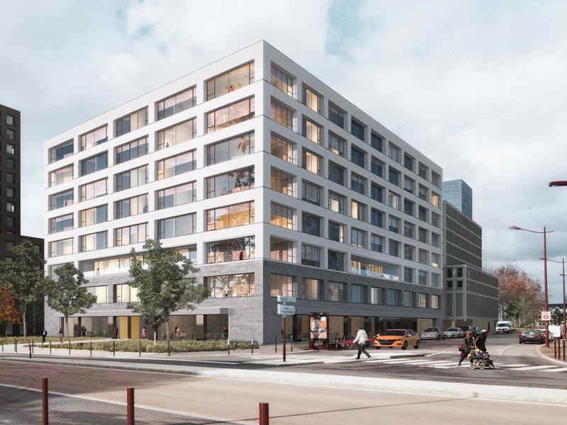 location bureaux nantes 44200 2 770m2. Black Bedroom Furniture Sets. Home Design Ideas