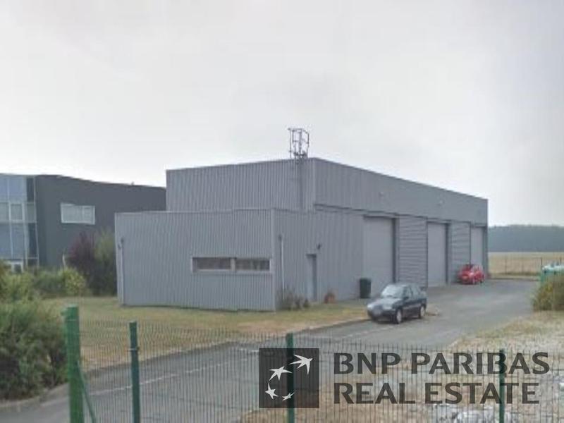 Location Entrepôt LES ALLUETS LE ROI 78580 - Photo 1