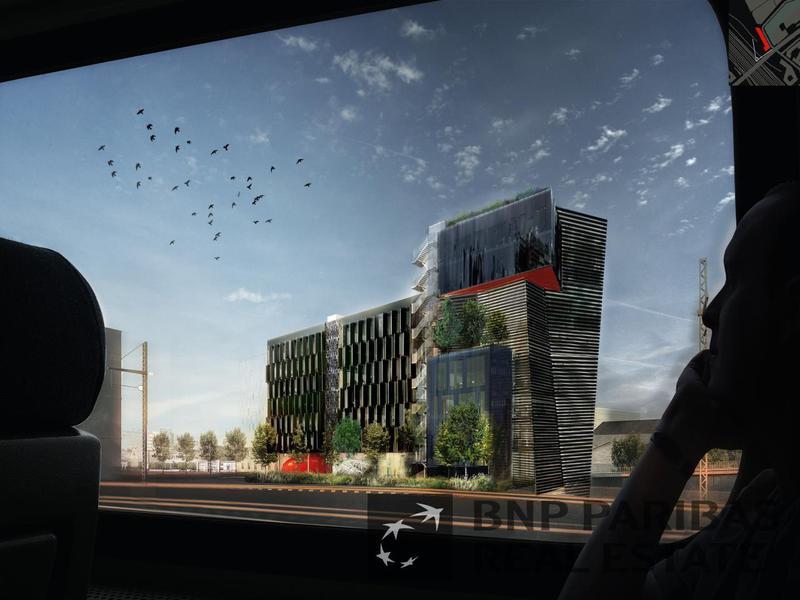 Location bureaux paris 17 75017 10 300m2 - Location bureaux paris 17 ...