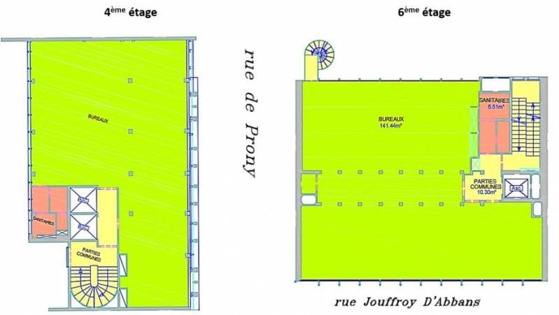 Location bureaux paris 17 75017 369m2 - Location bureaux paris 17 ...