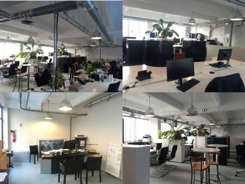 Location bureaux paris 75014 143m2 for Location bureau atypique paris