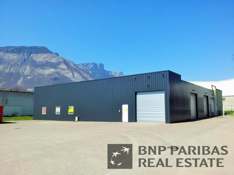 Location Locaux d'activités SAINT EGREVE 38120 - Photo 1