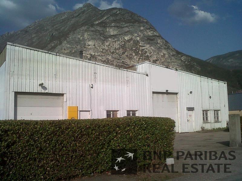 Location Locaux d'activités SAINT MARTIN LE VINOUX 38950 - Photo 1