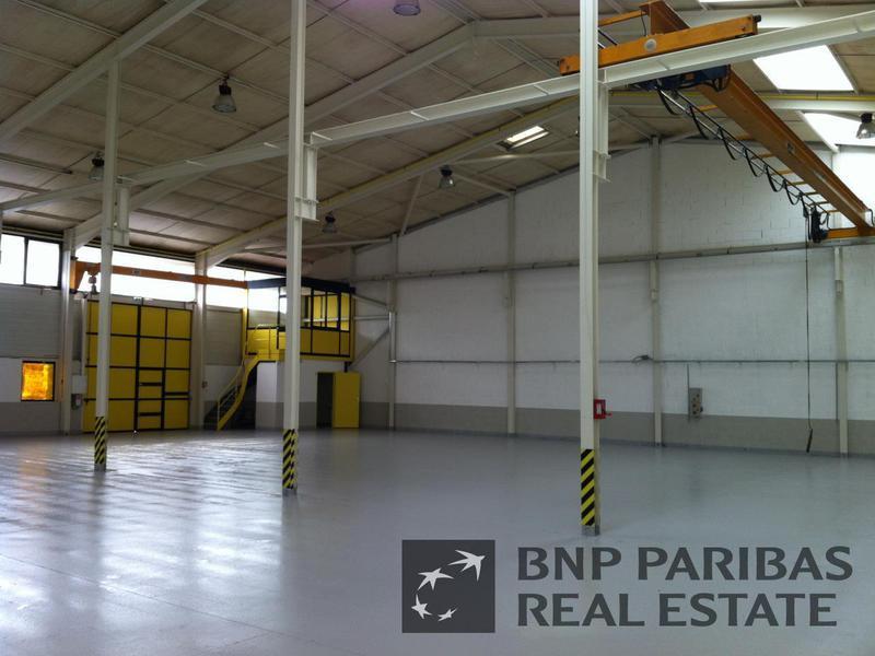 Location Locaux d'activités EYBENS 38320 - Photo 1